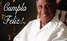Feliz Cumpleaños maestro Silvio Brito
