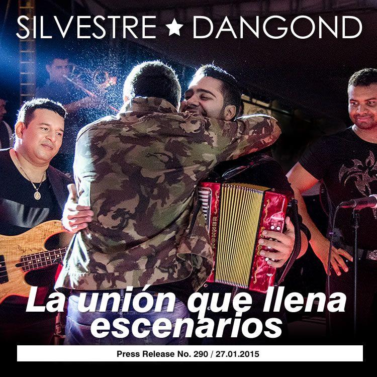 Silvestre Dangond y Lucas Dangond