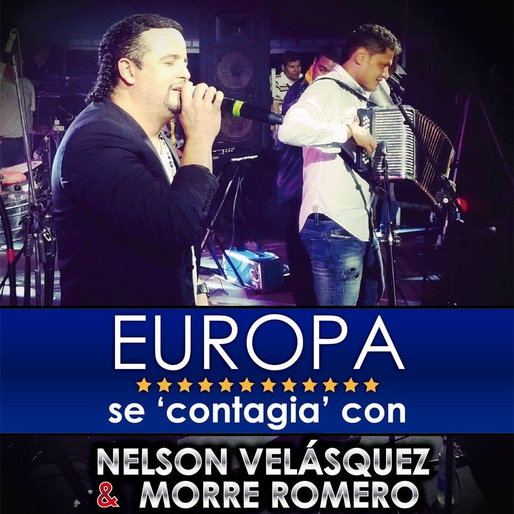 Gira Europea de Nelson Velasquez
