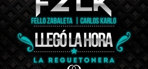Descarga Te Llegó La Hora  lo nuevo de Fello Zabaleta + Carlos Karlo
