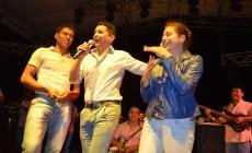 En el concierto de Jorge Celedón en Chamezá (Casanare)   un novio le pidió la mano a su prometida