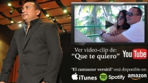 """GABBY ARREGOCES lanza video-clip de """"Que te quiero"""", nuevo formato musical"""