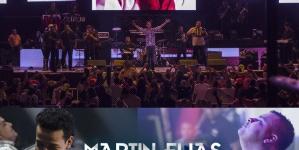 El Gran Martín Elías + Rolando Ochoa Una Gira De Carnavales Exitosa, Vacaciones Merecidas y Estrenando Casa Disquera