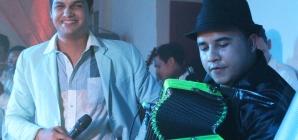"ELDER DAYÁN DÍAZ & LUIS GUILLERMO DE LA HOZ  ""LLEGAN DE CONQUISTA A CÚCUTA"""