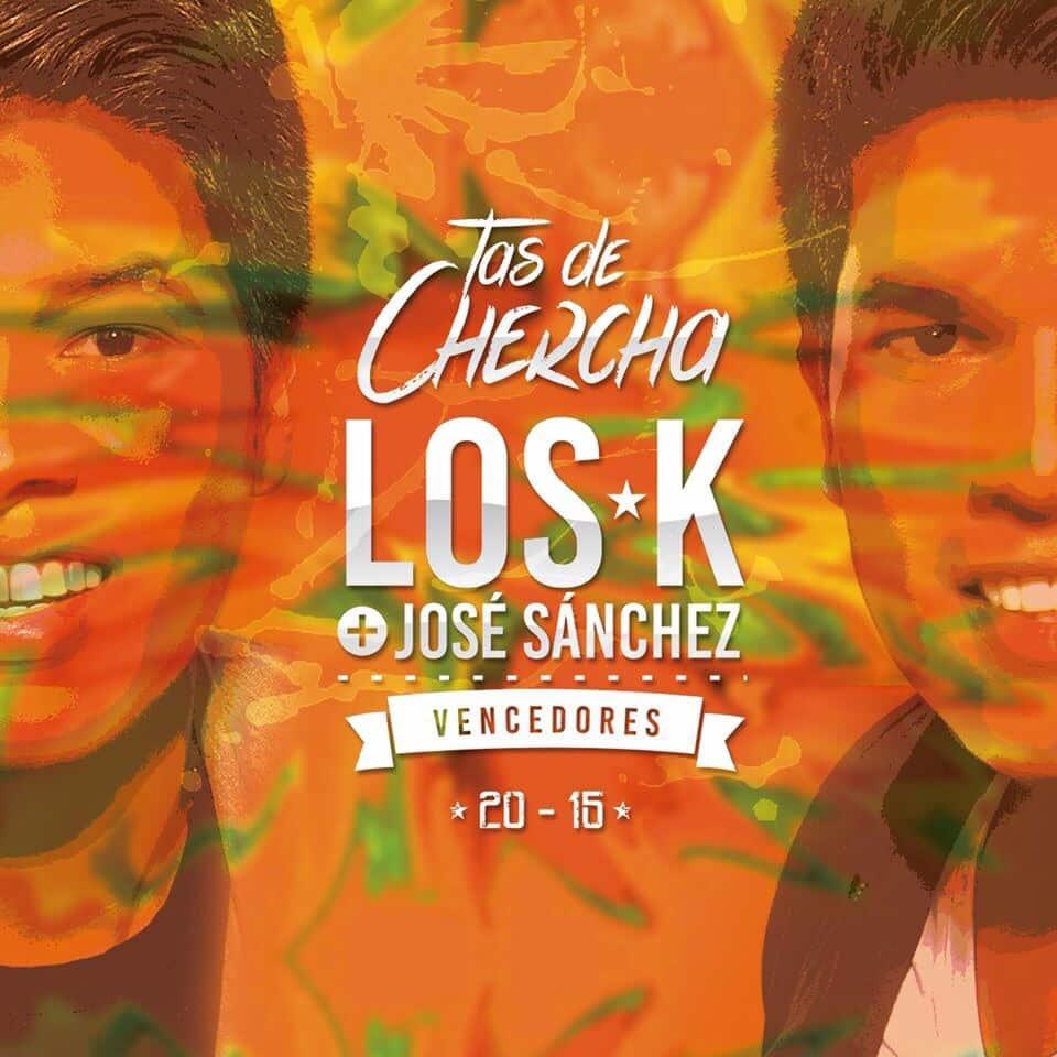Tas de Chercha Los K Morales  via @vallenatoalcien