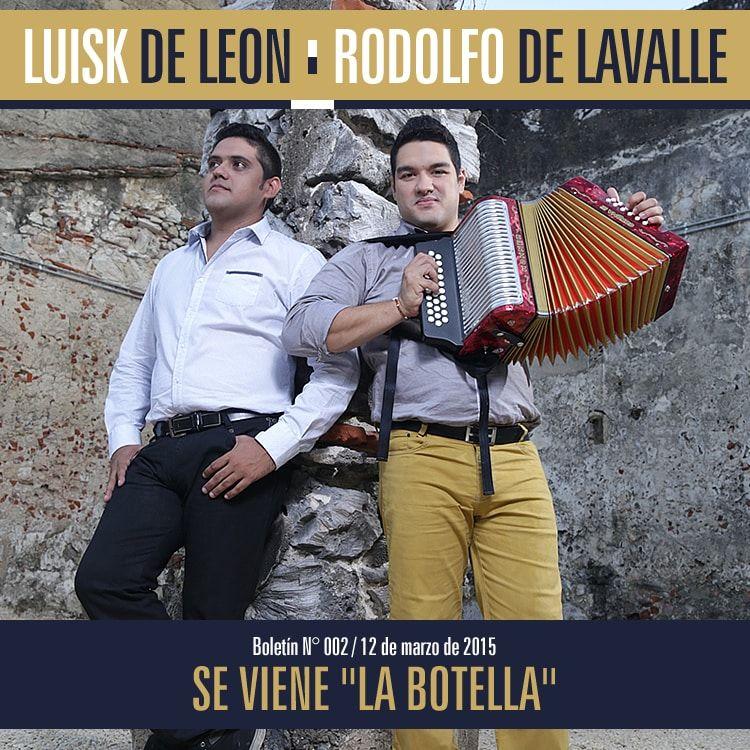 Luisk de Leon la botella
