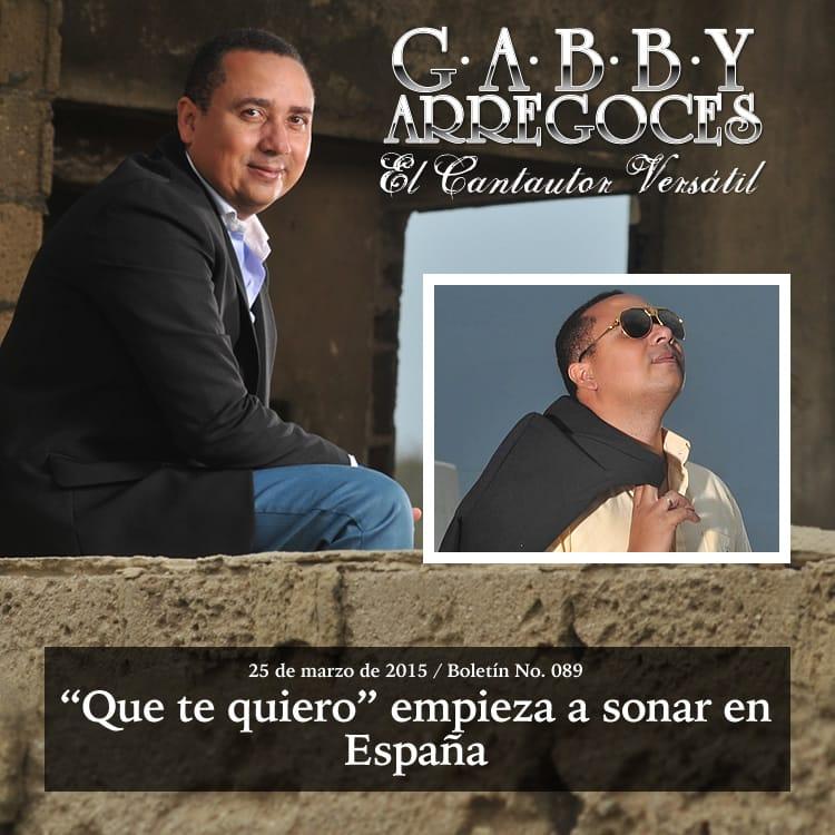 Gabby Arregoces