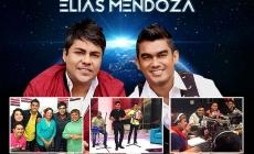 CHURO DIAZ & ELIAS MENDOZA de gira de medios en Bogotá