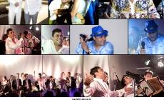"""Exitoso lanzamiento de """"Pa'l mundo"""" en Santa Marta Churo Diaz y Elias Mendoza"""