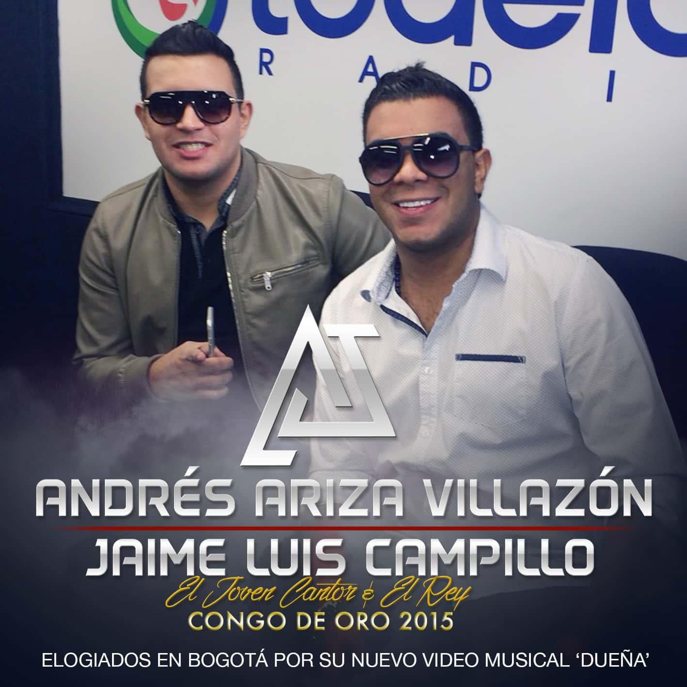 Andres Ariza Villazon & Jaime Luis Campillo