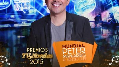 PETER MANJARRES NOMINADO COMO MEJOR JURADO DE PROGRAMA CONCURSO