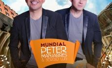 El Caballero Peter Manjarres y el Rey Sergio Luis llevan la película a Cali