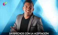 EL MATU CASTILLA & 'PIPE MENDOZA     SATISFECHOS CON LA ACEPTACIÓN DE AGRADECIDO CONTIGO