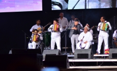 Inauguración del Festival Vallenato