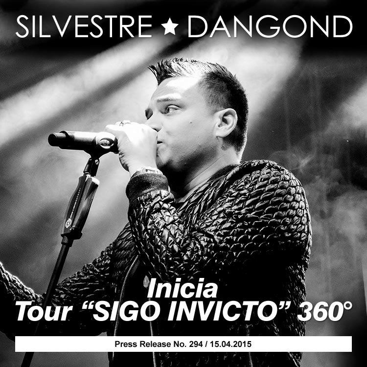 Silvestre Dangond Tour Sigo Invicto 360