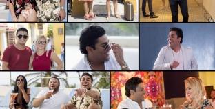 """Churo Diaz rodó en Cartagena el video-clip de """"La santa"""""""