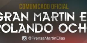 Harold Becerra ya no será el Manager de Martin Elías & Rolando Ochoa