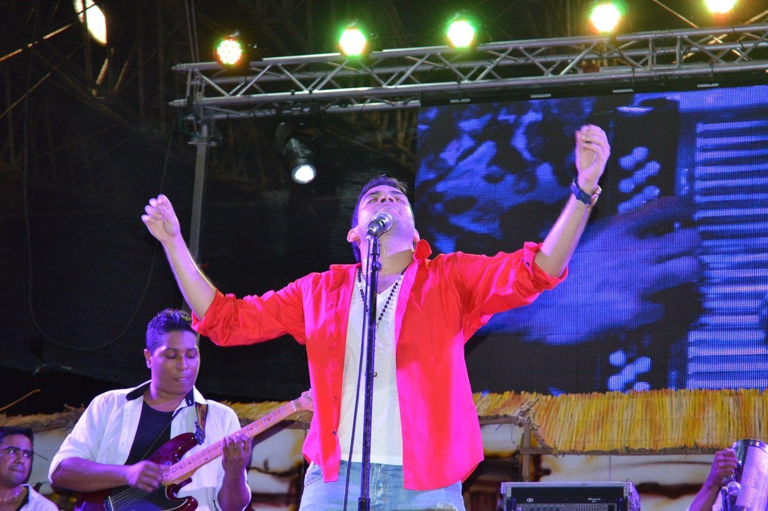 Elkin Uribe y Poncho Monsalvo
