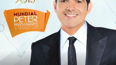 Peter Manjarrés nominado en los premios TV y Novelas