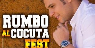Luifer Cuello, rumbo al ¨CÚCUTA FEST ¨