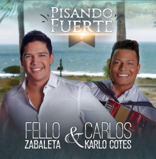 """Fello Zabaleta + Carlos Karlo Presentan """"Pisando Fuerte"""""""