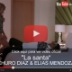 """Hoy día internacional del Churismo se estrena el vídeo """"La Santa"""" Churo Diaz y Elias Mendoza"""