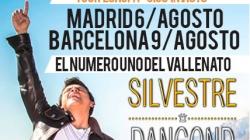 """Silvestre Dangond vuelve a España en el mes de Agosto con su Tour Europa """"Sigo Invicto"""""""