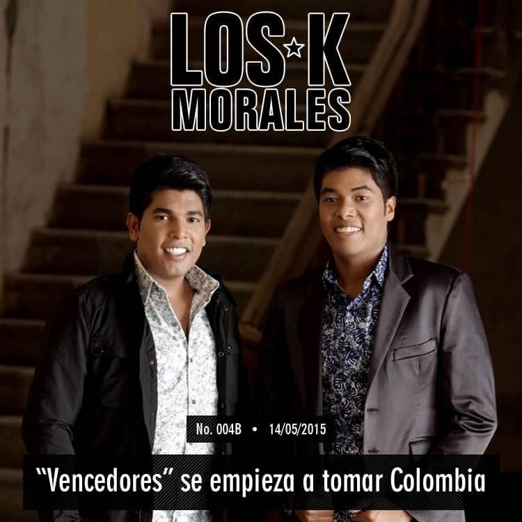 Vencedores Los K Morales