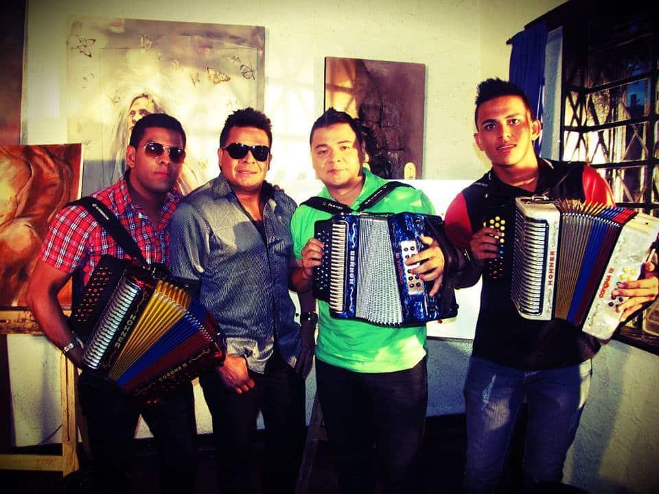 Juventud Romántica Vallenata viaja a Valledupar para avanzar en su proyecto musical