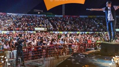 El Caballero Peter Manjarres  y el Rey Sergio Luis  Tuvieron un Festival Mundial