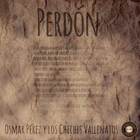 Perdón Omas Perez y Los chiches vallenatos via Vallenatoalcien.com