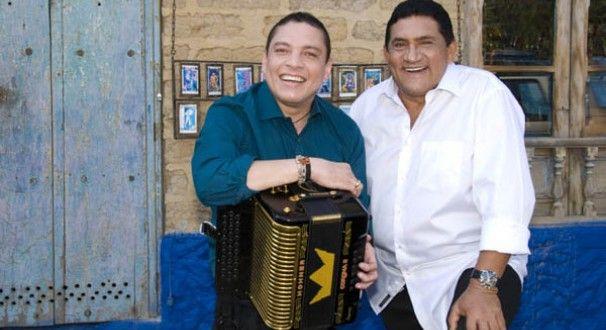 Poncho Zuleta y 'Cocha' Molina por Colombia