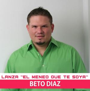 Descarga El Meneo que te soya lo nuevo de Beto Diaz