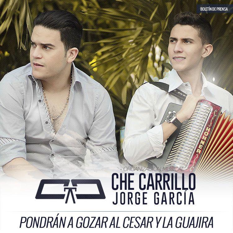 Che Carrillo & Jorge Garcia Pondrán a Gozar al Cesar y La Guajira