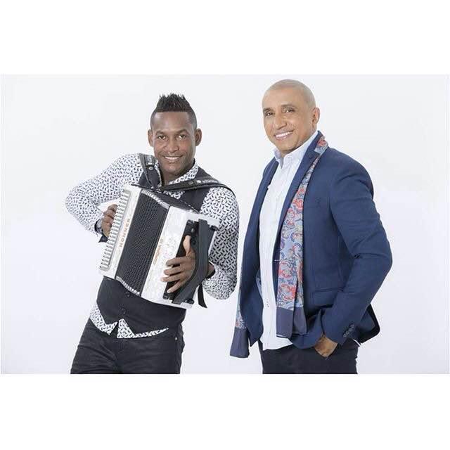 Luís Miguel Fuentes & Guillermo Ortiz la nueva unión del Vallenato
