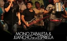 "MONO ZABALETA & JUANCHO DE LA ESPRIELLA;  ""PARA SIEMPRE"" CON PASO FIRME"
