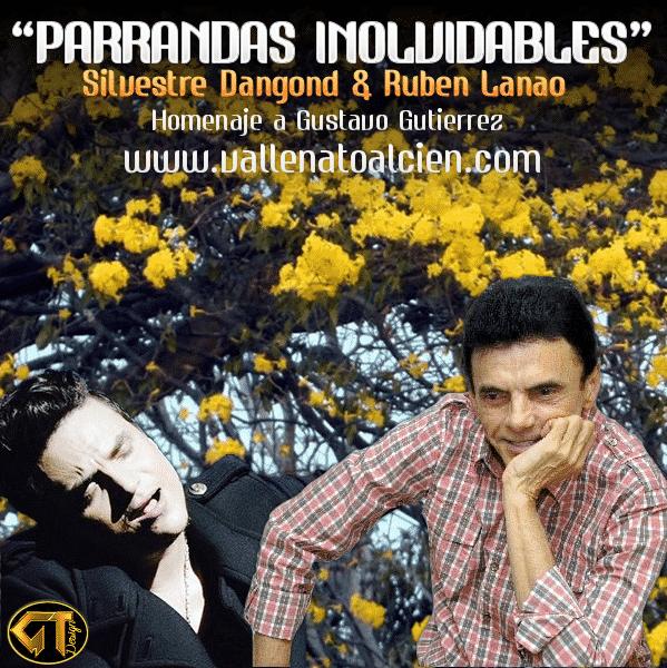 Parrandas Inolvidables Silvestre Dangond & Ruben Lanao Via @Vallenatoalcien (2)
