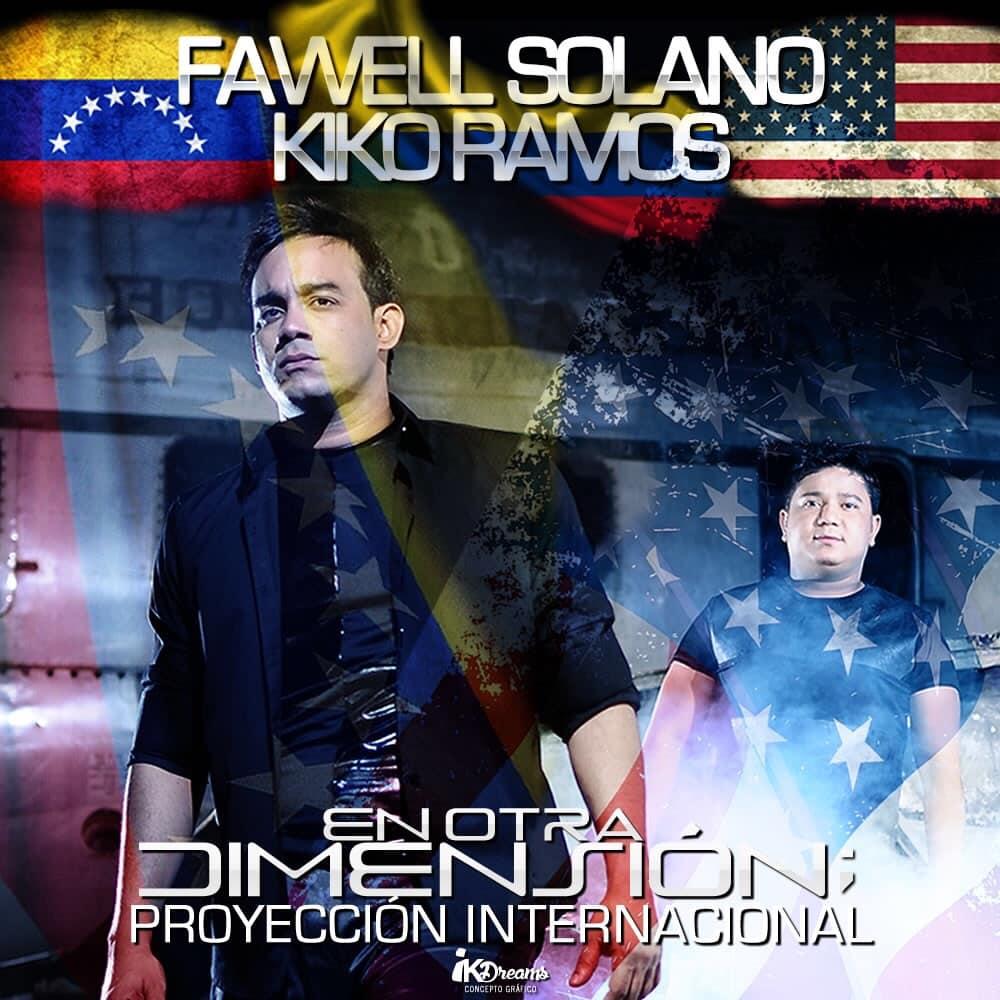 Fawell Solano y Kiko Ramos, con proyección internacional 'En Otra Dimensión' en Estados Unidos y Venezuela