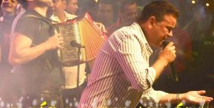 Las festividades de la Virgen del Carmen se visteron de vallenato con Iván Villazón y Saúl Lallemand
