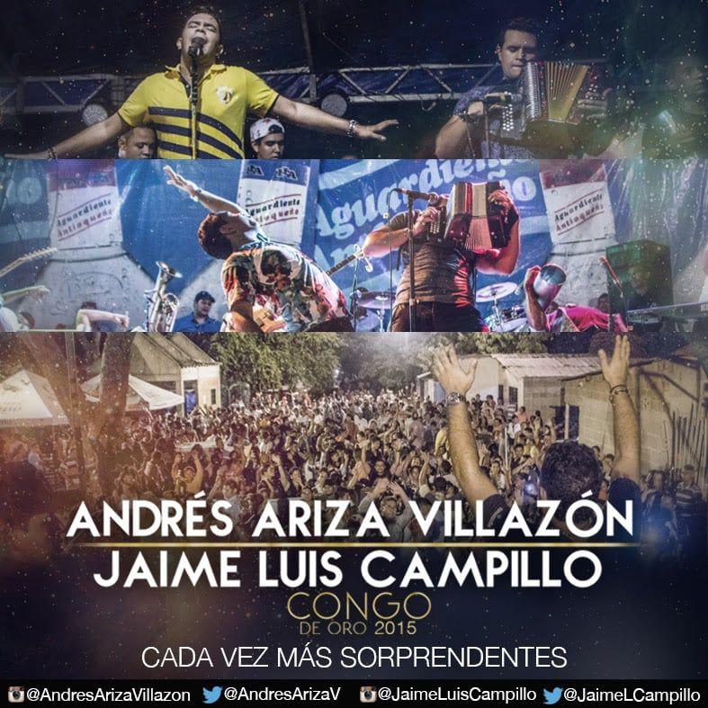 Andrés Ariza Villazón y Jaime Luís Campillo cada vez más sorprendentes