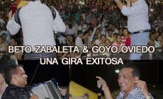 Beto Zabaleta & Goyo Oviedo Una Gira Exitosa