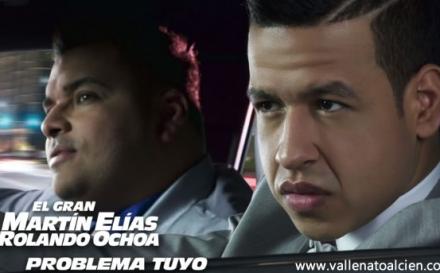 Descarga Problema Tuyo otro anticipo de los Imparables Martin Elias & Rolando Ochoa