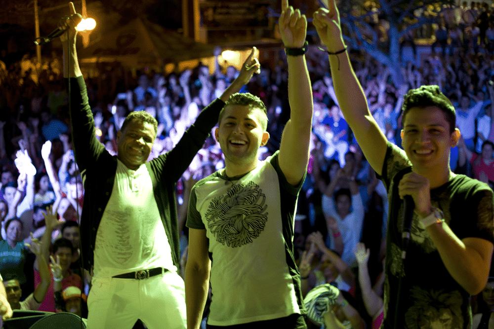 La Gente de Omar Geles preparan disco y show recargados