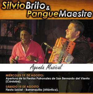 Silvio Brito & Pangue Maestre no pasan de moda