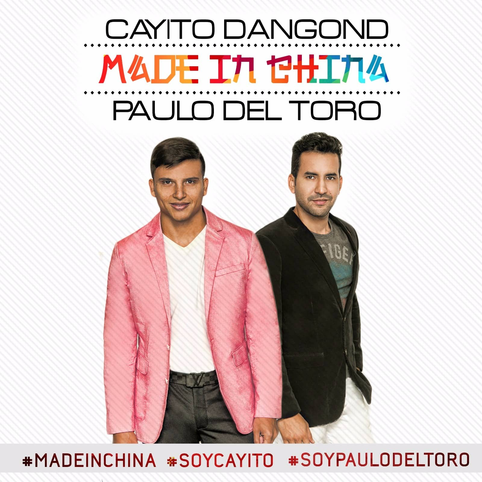Descarga Made in China lo nuevo de Cayito Dangond & Paulo del Toro