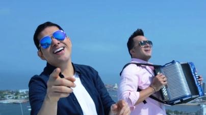 Peter Manjarres y Sergio Luis hacen el lanzamiento oficial de su vídeo Sin Palabras