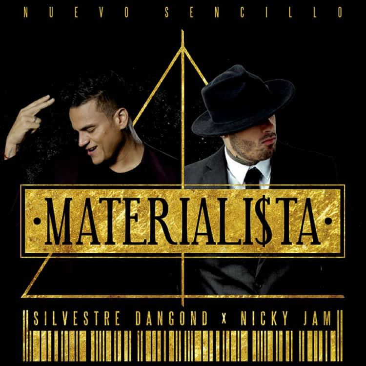 Silvestre Dangond & Nicky Jam MATERIALISTA