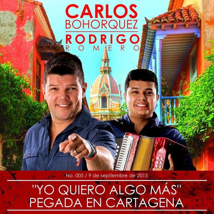 """""""Yo quiero algo más"""" pegada en Cartagena"""