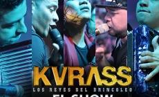 EL GRUPO KVRASS EL SHOW PREFERIDO DEL 2015