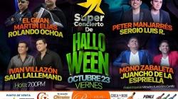 Excelente reporte en la primera etapa de ventas del Súper Concierto Vallenato de Halloween